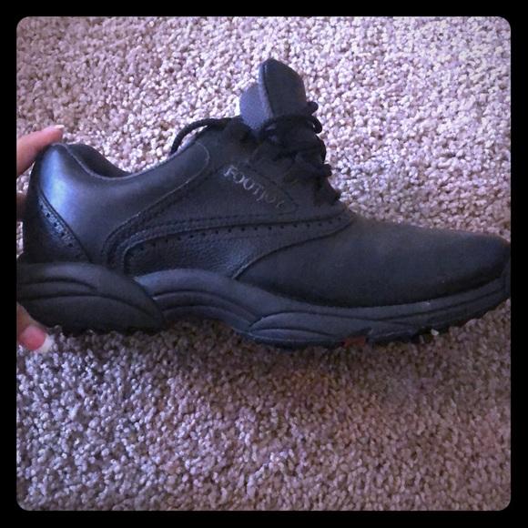 FootJoy Shoes | Euc Mens Black Golf
